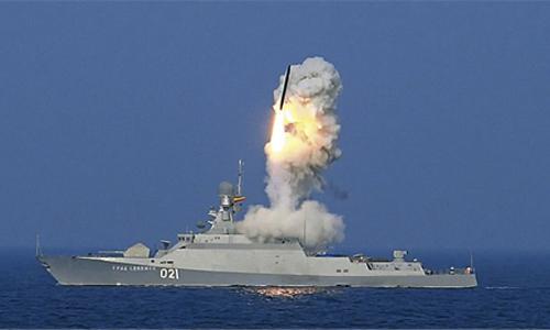 Mỹ giật mình trước sự trỗi dậy của hải quân Nga 1