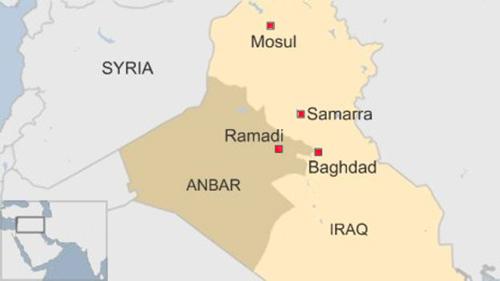Đánh bại IS ở Ramadi - giải cơn khát chiến thắng cho Iraq 2
