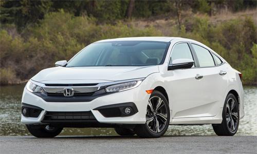 Honda Civic 2016 giá từ 15.500 USD ở Thái Lan 1
