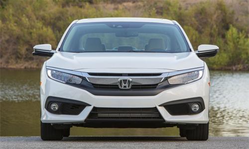 Honda Civic 2016 giá từ 15.500 USD ở Thái Lan 2