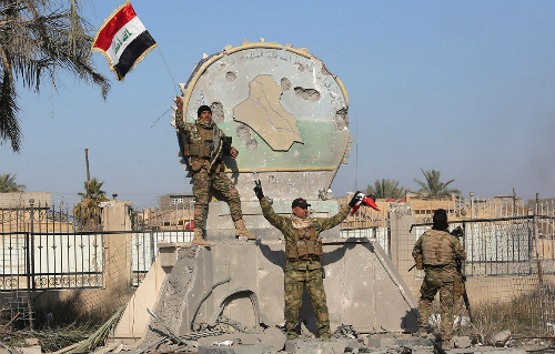 Đánh bại IS ở Ramadi - giải cơn khát chiến thắng cho Iraq 1