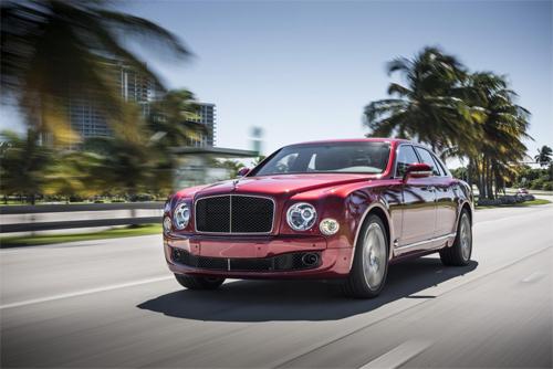 Bentley - xe siêu sang kém tin cậy tại Anh 1