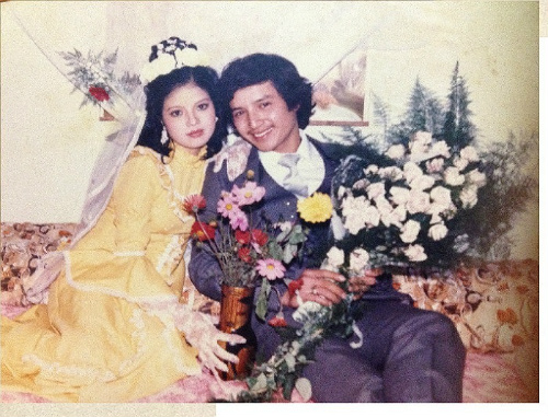 Chí Trung : đêm tân hôn ở căn phòng 7 m2 cho 3 cặp vợ chồng