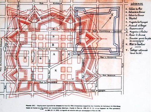 Số phận 2 thành cổ bảo vệ Sài Gòn xưa 3