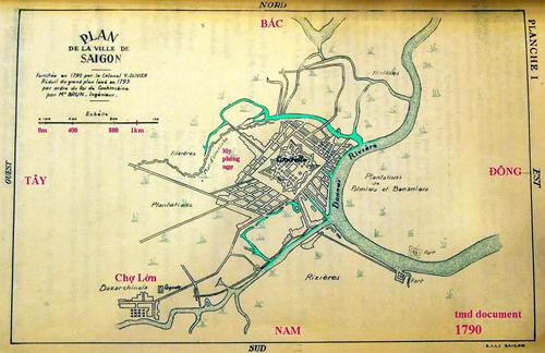 Số phận 2 thành cổ bảo vệ Sài Gòn xưa 1