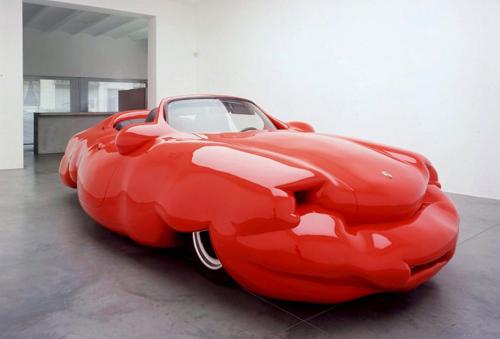 Những mẫu xe kỳ quặc nhất thế giới 3