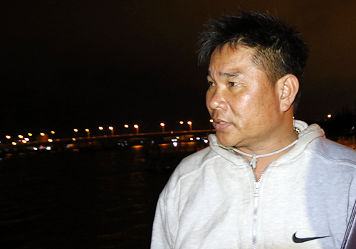 """Ngư dân Quảng Ngãi: """"Tàu của tôi bị đâm dồn dập đến khi chìm hẳn"""" 2"""