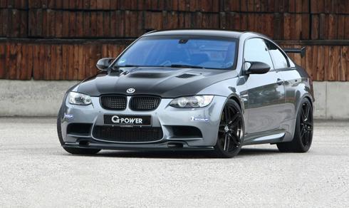 Xế độ BMW M3 740 mã lực 1