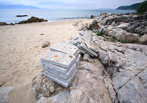 Xây nhà không phép trên đất phòng thủ quân sự ở Hải Vân 4