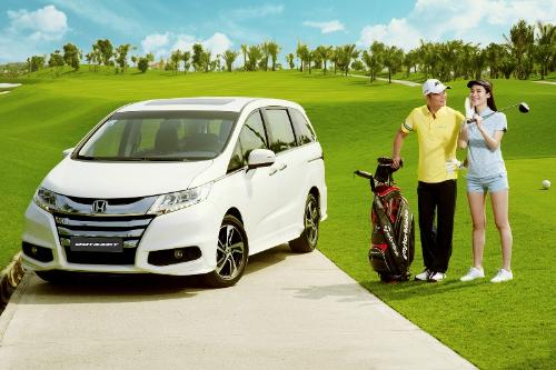 Honda Odyssey - thêm lựa chọn xe MPV cho người Việt 1