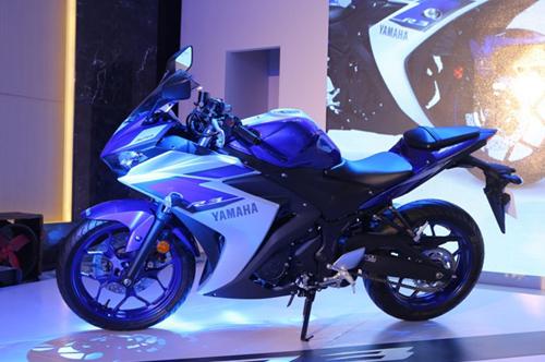 Chọn dầu máy cho xe phân khối lớn Yamaha 1