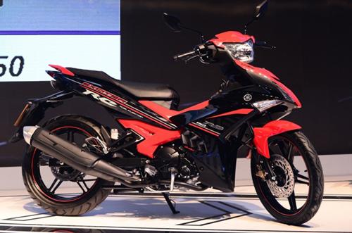 Chọn dầu máy cho xe phân khối lớn Yamaha 2