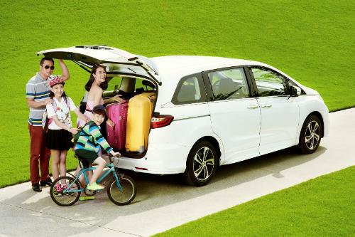 4 1 20168 7855 1451894905 Mẫu Odyssey mới của Honda phù hợp với giới doanh nhân và các gia đình Việt