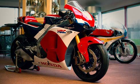 Siêu phẩm đường phố Honda RC213V-S giá 200.000 USD 1