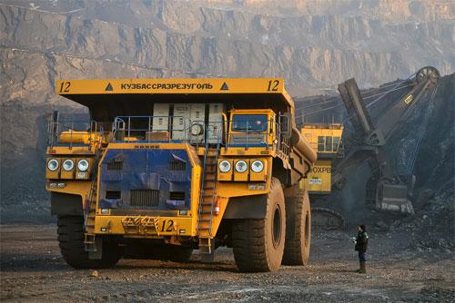 Những cỗ xe tải khổng lồ nhất thế giới 1