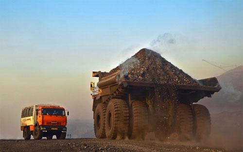 Những cỗ xe tải khổng lồ nhất thế giới 2
