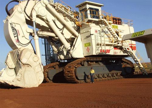 Những cỗ xe tải khổng lồ nhất thế giới 6