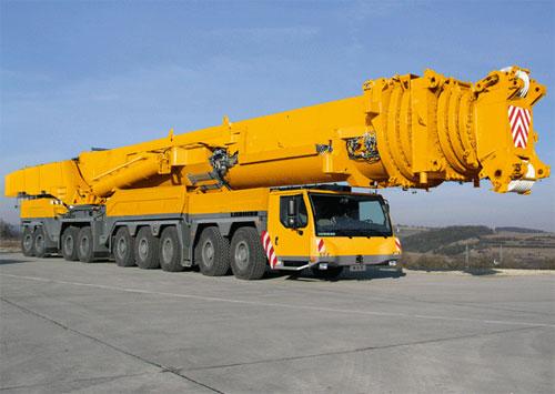 Những cỗ xe tải khổng lồ nhất thế giới 10