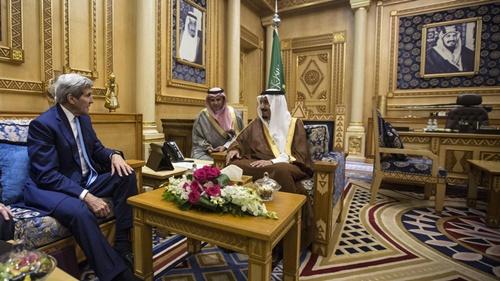 Mỹ bị trói tay trong quan hệ với đồng minh Arab Saudi 2