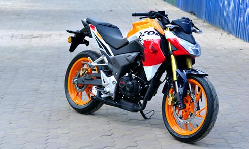 Honda CB190R - nakedbike dưới 100 triệu mới về Việt Nam