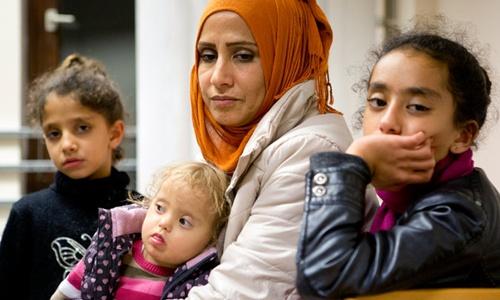 Cưỡng hiếp - hiểm nguy rình rập phụ nữ tìm đường tới châu Âu 1