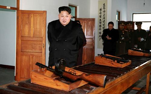 """Chuyên gia nghi Triều Tiên """"nói suông"""" về bom nhiệt hạch 2"""