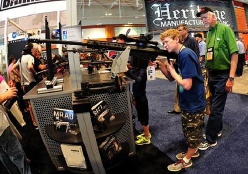Hiệp hội súng trường Mỹ - tổ chức quyền lực ngáng đường Obama 1