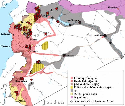 Kế hoạch B của Putin trong cuộc chiến Syria 2