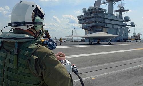 Hải quân Mỹ lập kế hoạch níu giữ ngôi vương 1