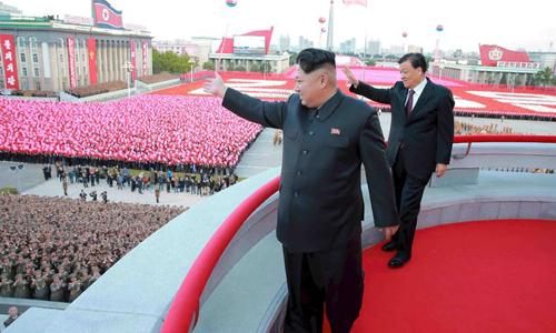 Thử hạt nhân, Triều Tiên ngấm ngầm nhắm tới Trung Quốc 1