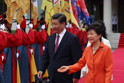 Thử hạt nhân, Triều Tiên ngấm ngầm nhắm tới Trung Quốc 2