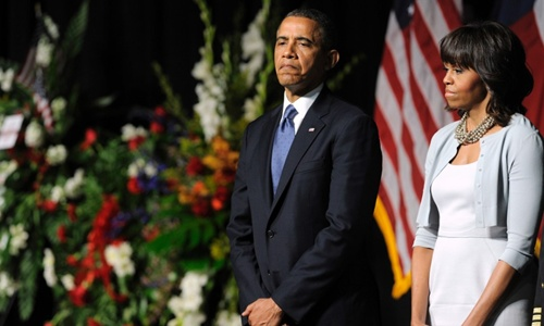 Bất lực trong kiểm soát súng đạn khiến Obama rơi lệ 2