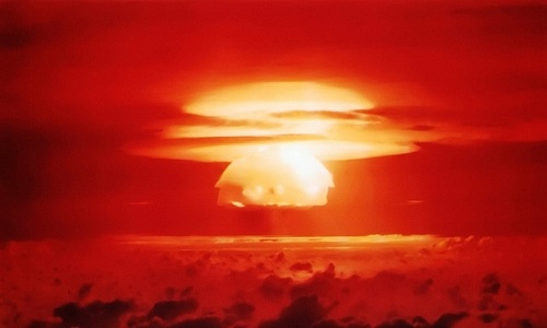 """""""Tro tàn thần chết"""" từ vụ thử bom nhiệt hạch đầu tiên của Mỹ 1"""