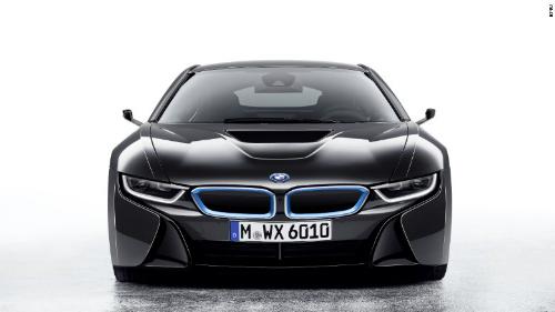 BMW i8 mới bỏ gương chiếu hậu truyền thống 1