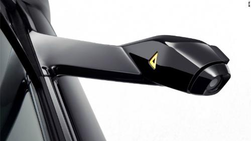 BMW i8 mới bỏ gương chiếu hậu truyền thống 2