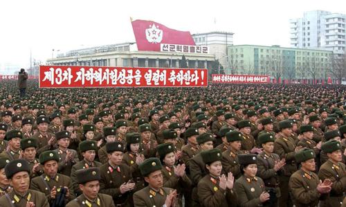 Dấu hiệu có thể chứng tỏ Triều Tiên không thử bom nhiệt hạch 3