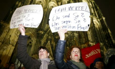 90 vụ tấn công tình dục thổi bùng tranh cãi về người nhập cư ở Đức