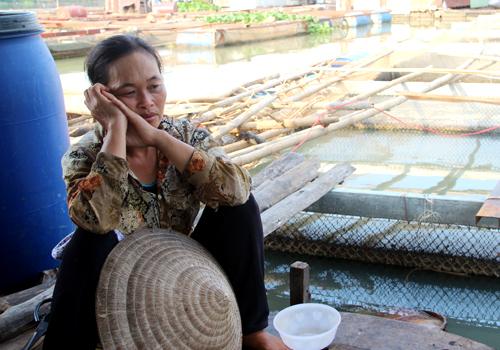 """Dân làng cá bè Đồng Nai: """"Tết này trắng tay rồi"""" 1"""