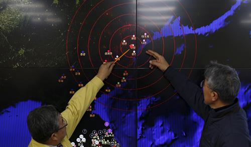 Thử hạt nhân, Triều Tiên gậy ông đập lưng ông 2