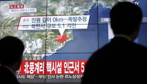 Bom nhiệt hạch Triều Tiên thách thức sách lược của Mỹ ở châu Á 1
