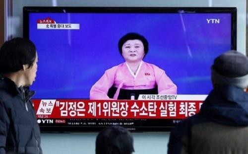 Nữ phát thanh viên 72 tuổi danh tiếng nhất Triều Tiên 1