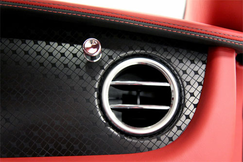 """Bentley GT dùng âm thanh siêu """"khủng"""" 2"""