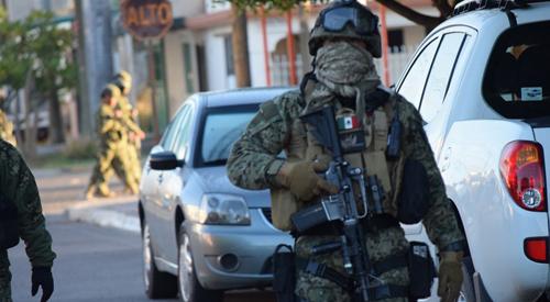 Cuộc đấu súng vây bắt trùm ma túy Mexico 2