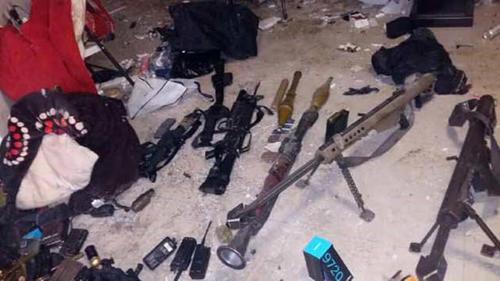 Cuộc đấu súng vây bắt trùm ma túy Mexico 3