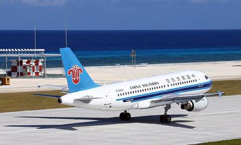 Chủ tịch TCT Quản lý bay: 'Phải rất căng thẳng đối phó máy bay Trung Quốc'