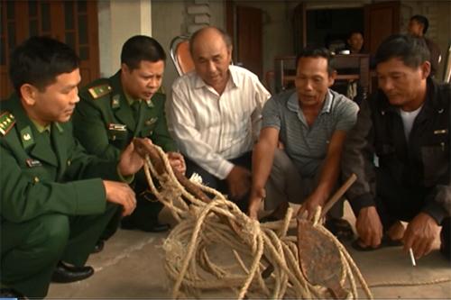 Ngư dân Quảng Trị tố tàu Trung Quốc kéo rê neo, phá lưới 1
