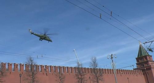 Mi-35MS, trực thăng quân sự tối mật của Nga 1