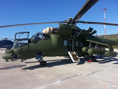 Mi-35MS, trực thăng quân sự tối mật của Nga 2