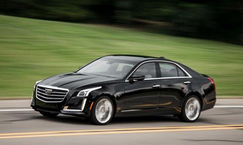 top 4878 1452479663 Mẫu sedan Cadillac CTS 2.0T của hãng xe Mỹ