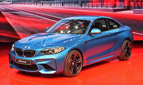BMW M2 đời 2016 giá 51.700 USD 1